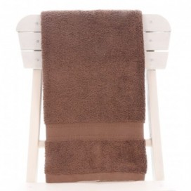 Egyptian Cotton Chocolate Bath Towel